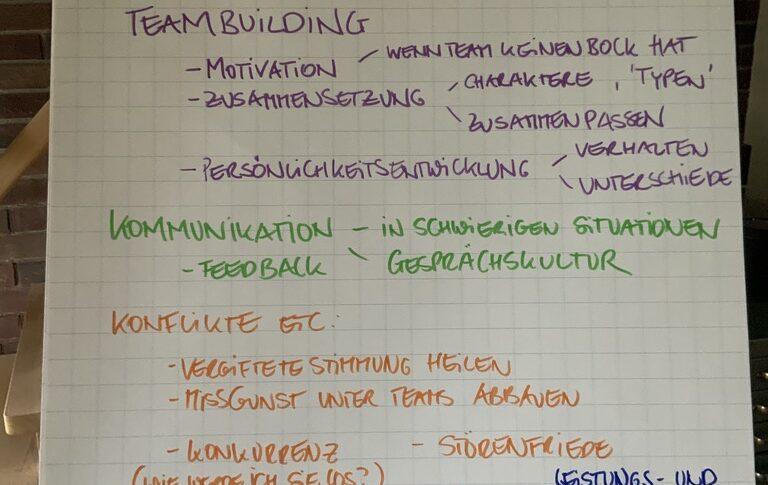 D06: Teamentwicklung und Leadership
