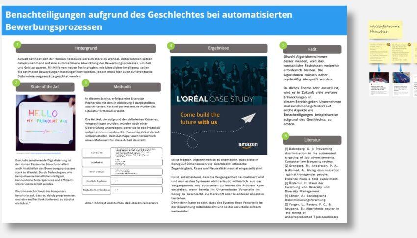 D07: Forschungsprojekt / Forschungswerkstatt Linz